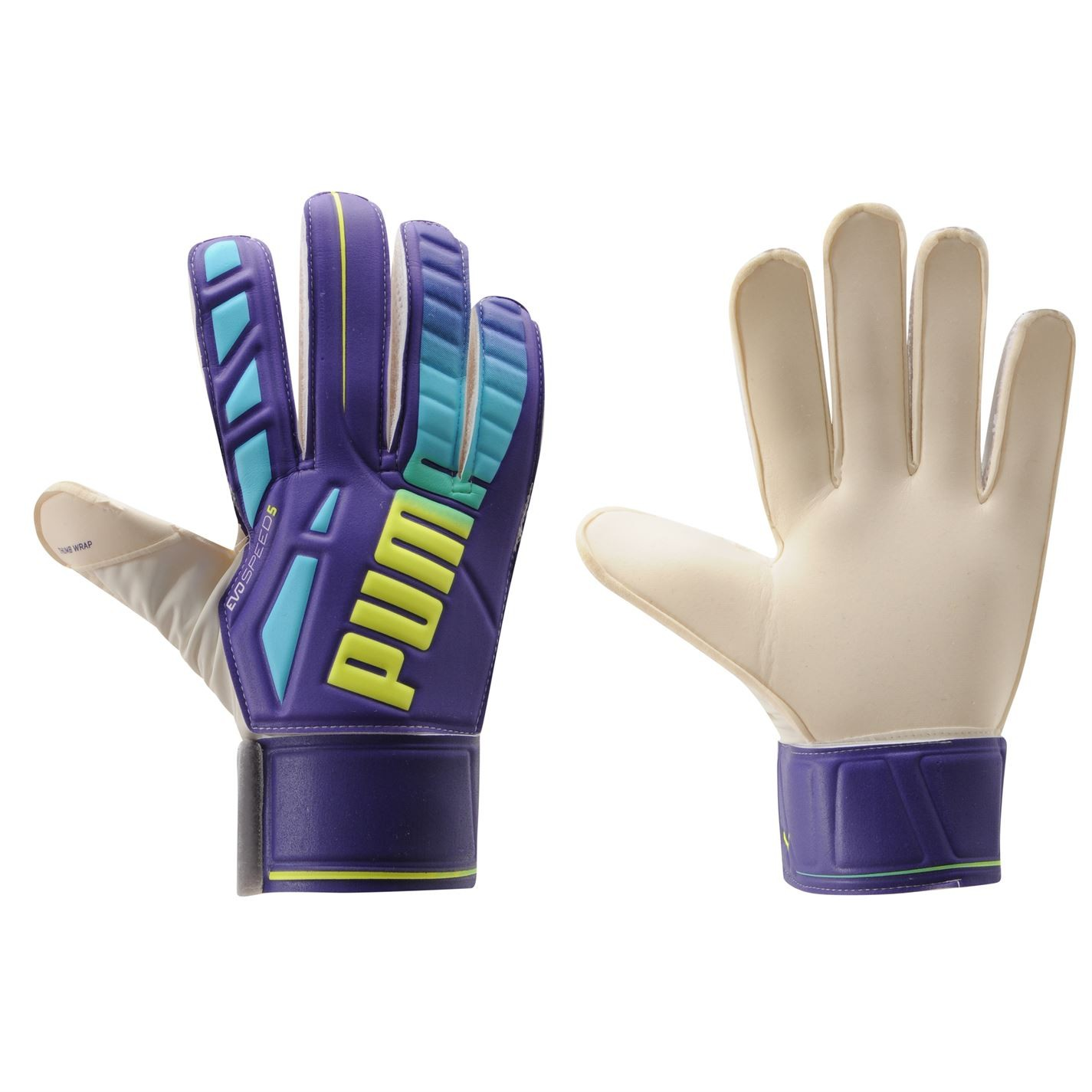 Вратарски ръкавици PUMA EVOSPEED 5 GOALKEEPER GLOVES - PRISM VI 872dadd75468
