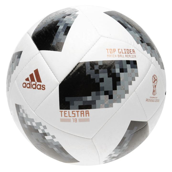 Футболна Топка adidas World Cup Telstar Top Glider Football